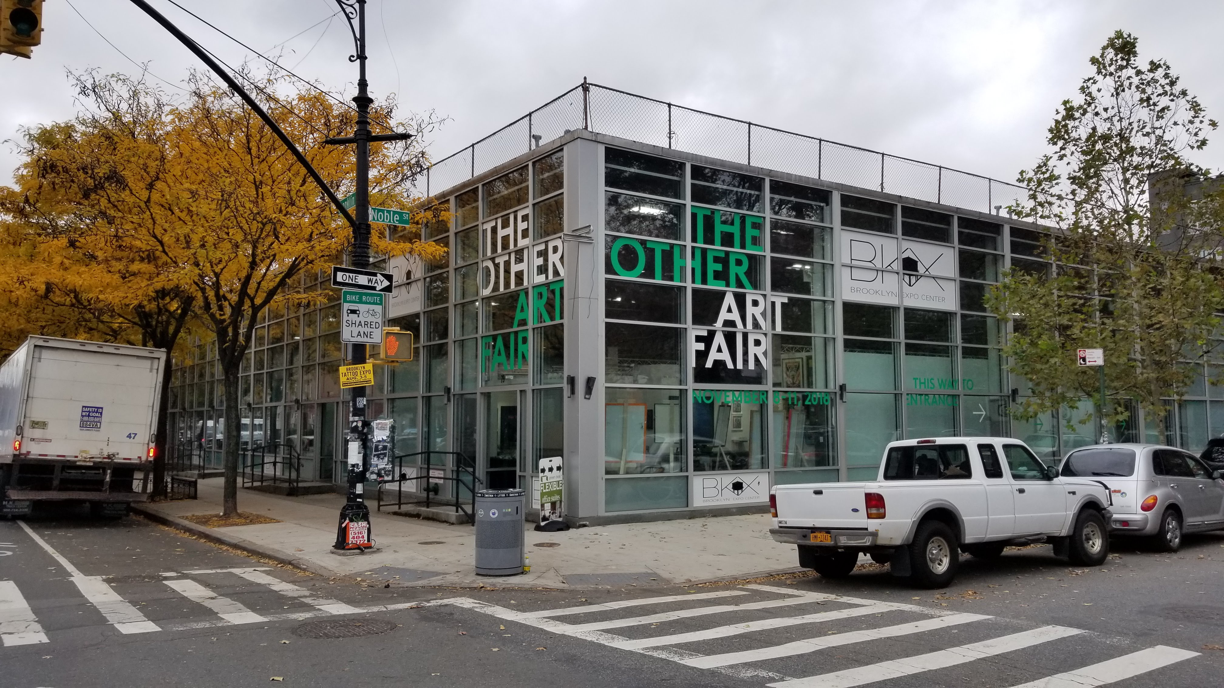 The Other Art Fair Brooklyn Expo Center